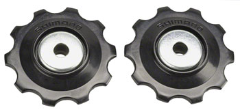Shimano 7-Speed Derailleur Pulleys, Box of 10 Pairs