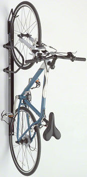 Saris 6006 Lockable Bike Trac Rack, Black
