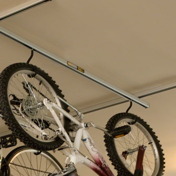 Saris Cycle-Glide Rack 2-Bike Add-On , Silver