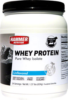 Hammer Whey: Unflavored 24 Servings