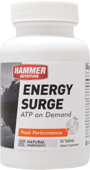 Hammer Energy Surge: Bottle of 30 Capsules