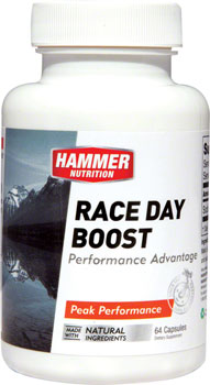 Hammer Race Day Boost: Bottle of 64 Capsules
