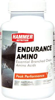 Hammer Endurance Amino: Bottle of 120 Capsules