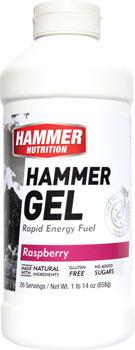 Hammer Gel: Raspberry 20oz