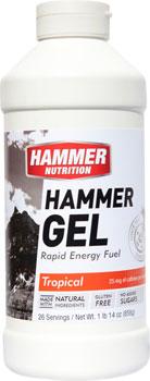 Hammer Gel: Tropical (with caffiene) 20oz