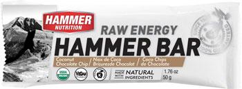 Hammer Bar: Coconut Cashew Chocolate Box of 12