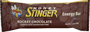 Honey Stinger Energy Bar: Rocket Chocolate, Box of 15