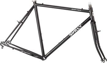 Surly Cross Check 52cm Frameset Gloss Black