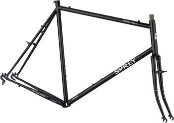 Surly Cross Check 64cm Frameset Gloss Black
