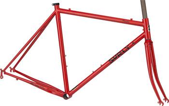 Surly Pacer Frameset 52cm Red Flake