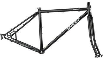 Surly Straggler 700c Frameset 54cm Gloss Black