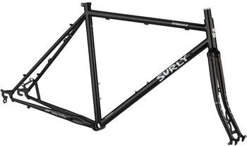 Surly Straggler 650b Frameset 38cm Gloss Black