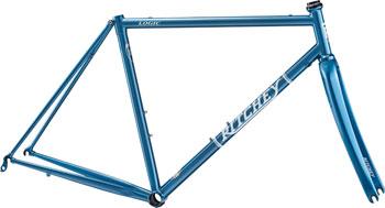 Ritchey Road Logic CrMo Frameset: 51cm, Blue