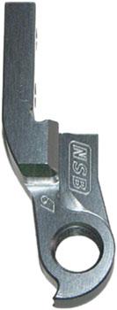 North Shore Billet DH 0067 Santa Cruz 2 bolt - Heckler Derailleur Hanger