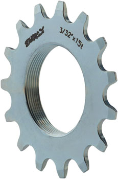 Surly Track Cog  3/32'' X 15t Silver