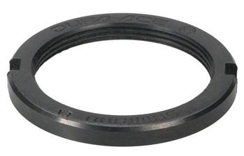 Shimano Dura-Ace Track Cog Lockring, 1.29 24 tpi Left-hand Thread