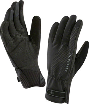 Seal Skinz All Weather Cycle XP Waterproof Glove: Black, SM