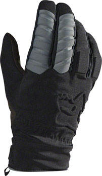 Fox Racing Forge Cold Weather Glove: Black LG