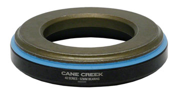 Cane Creek 40 IS52/30 Bottom Headset Black