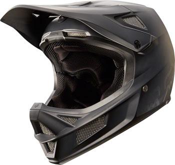 Fox Racing Rampage Pro Carbon DH Helmet w/ MIPS: Matte Black SM