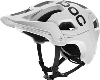 POC Tectal Helmet: Hydrogen White XS/SM