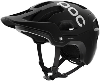 POC Tectal Helmet: Uranium Black XS/SM