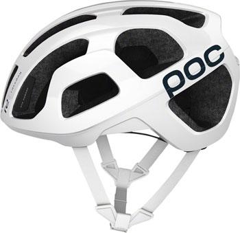 POC Octal Helmet: Hydrogen White SM