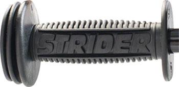 Strider 12.7mm Mini-Handlebar Grips: Black