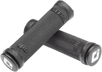 ODI Ruffian Lock-On Grips: Black