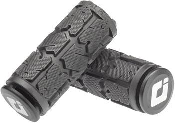 ODI Rogue Grip-Shift Lock-On Grips: Black