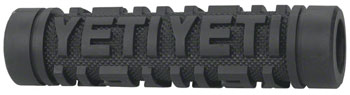 ODI Yeti Speed Grip Open with Plug: Black