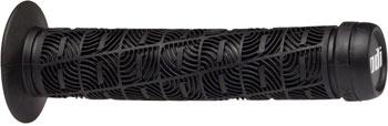 ODI O Grip 144mm BMX Grip: Pair~ Black