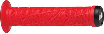 ODI O Grip 144mm BMX Grip: Pair~ Red
