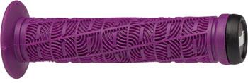 ODI O Grip 144mm BMX Grip: Pair~ Purple