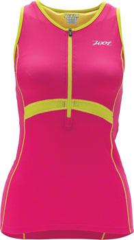 Zoot Women's Performance Tri Tank Top~ Pink~ XS