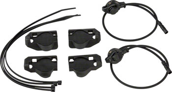 Shimano Dura-Ace SW-R9150 Remote Climbing/Sprinting Shifter Set with Electric Wire, 261mm