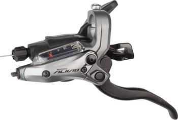 Shimano Alivio ST-M4050 3-Speed Left Hydraulic Brake/Shift Lever