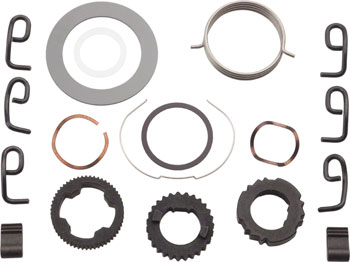 SRAM R2C 2x10 Speed Shifter Service Parts Kit for One Shifter, Fits Front or Rear. Also Fits Zipp R2C Shifters