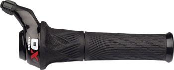 SRAM X0 10 speed Rear Twist Shifter Black/Red
