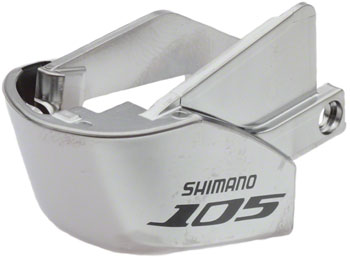Shimano 105 ST-5700 Left STI Lever Name Plate and Fixing Screw