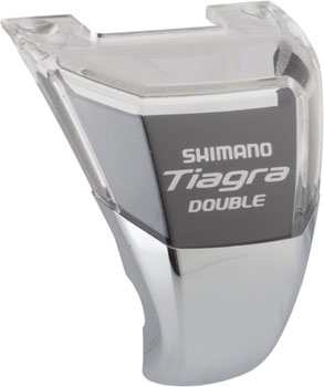 Shimano Tiagra ST-4600 Left STI Lever Name Plate and Fixing Screws