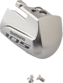 Shimano 105 ST-5800 Right STI Lever Name Plate and Fixing Screws