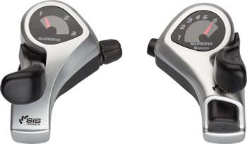 Shimano Tourney SL-TX50 3x6-Speed Thumb Shifter Set