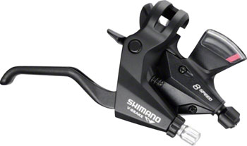 Shimano Altus SL-M310 8-Speed Brake/Shift Lever Set Black