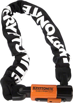 Kryptonite 1090 Evolution Series 4 Chain Lock: 3' (90cm)
