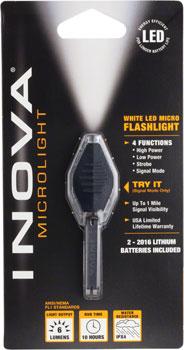 Nite Ize Microlight LED Flashlight: Spotlight White