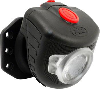 NiteRider Adventure Pro 180 Headlamp: Black