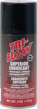 TriFlow Superior Lubricant Aerosol: 4oz