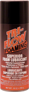 TriFlow Foaming Lube Aerosol: 10oz