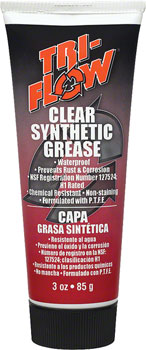TriFlow Synthetic Grease with Teflon: 3oz